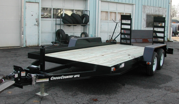 CROSS COUNTRY 3HD-12 7' x 12'