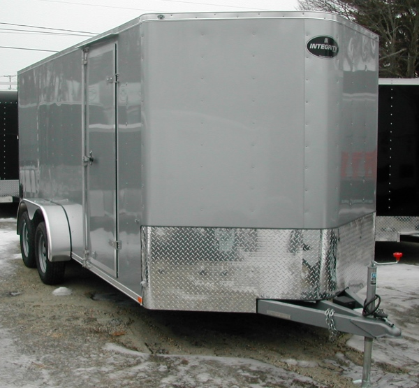 INTEGRITY TRAILERS TL 7 X 14 TV 7' X 14 ' VEE