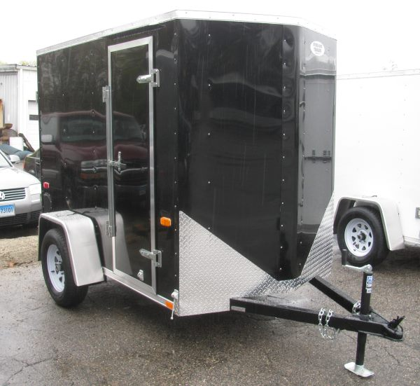 INTEGRITY TRAILERS WW 5 x 8 5 ft x 8 ft Vee