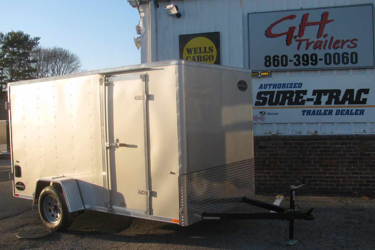 INTEGRITY TRAILERS HL 6 x 12 *Commercial Grade* 6' x 12'