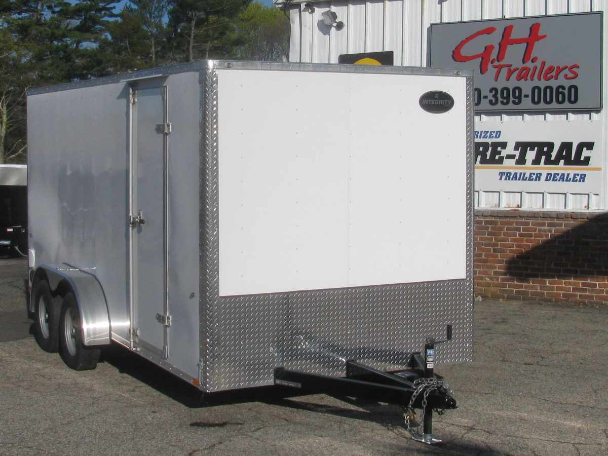 INTEGRITY TRAILERS HL-7x14-T *Commercial Grade* 7' x 14'