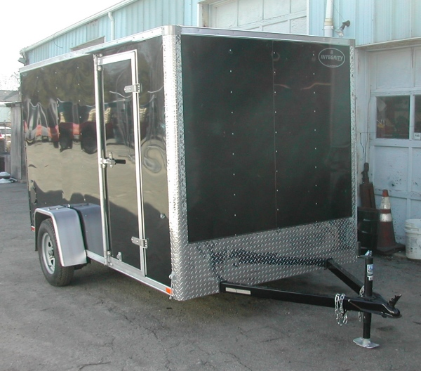 INTEGRITY TRAILERS HL 6 x 12 *Commercial Grade* 6 ft x 12 ft