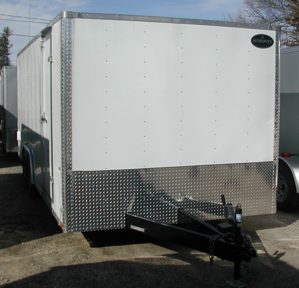 INTEGRITY TRAILERS HL-8x20-T  *Commercial Grade* 8 ft x 20 ft